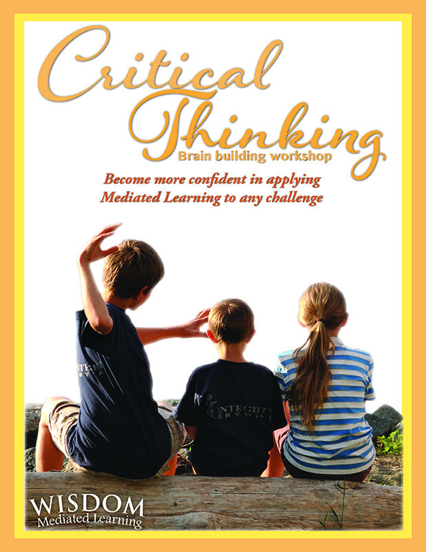 critical thinking in articles Orientation lecture series learning to learn: developing critical thinking skills learning centre 2 a useful definition of the type of critical thinking you need to.