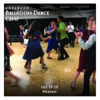 Advanced Ballroom Dance Camp - Mundare