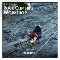 Outdoor Rock Climbing Kananaskis