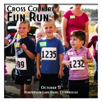 Southern AB Cross Country Fun Run