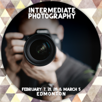 Intermediate Photography Workshop - Edmonton